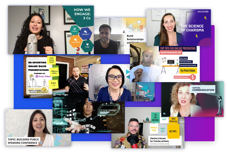 virtual presentation innovators