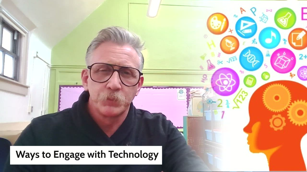 Teacher Jamie Ewing talks about his favorite technology tools and why they bring joy to your teaching.