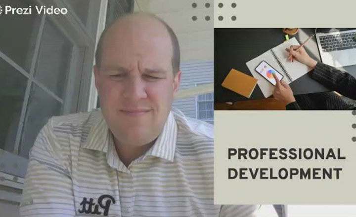 Steven Karns reviews the different ways that school districts think about professional development and how they carry it out.