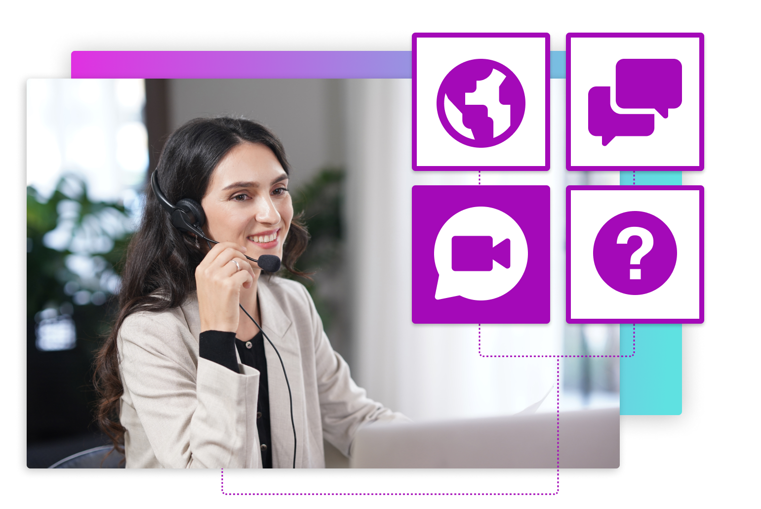24-hour customer support specialist