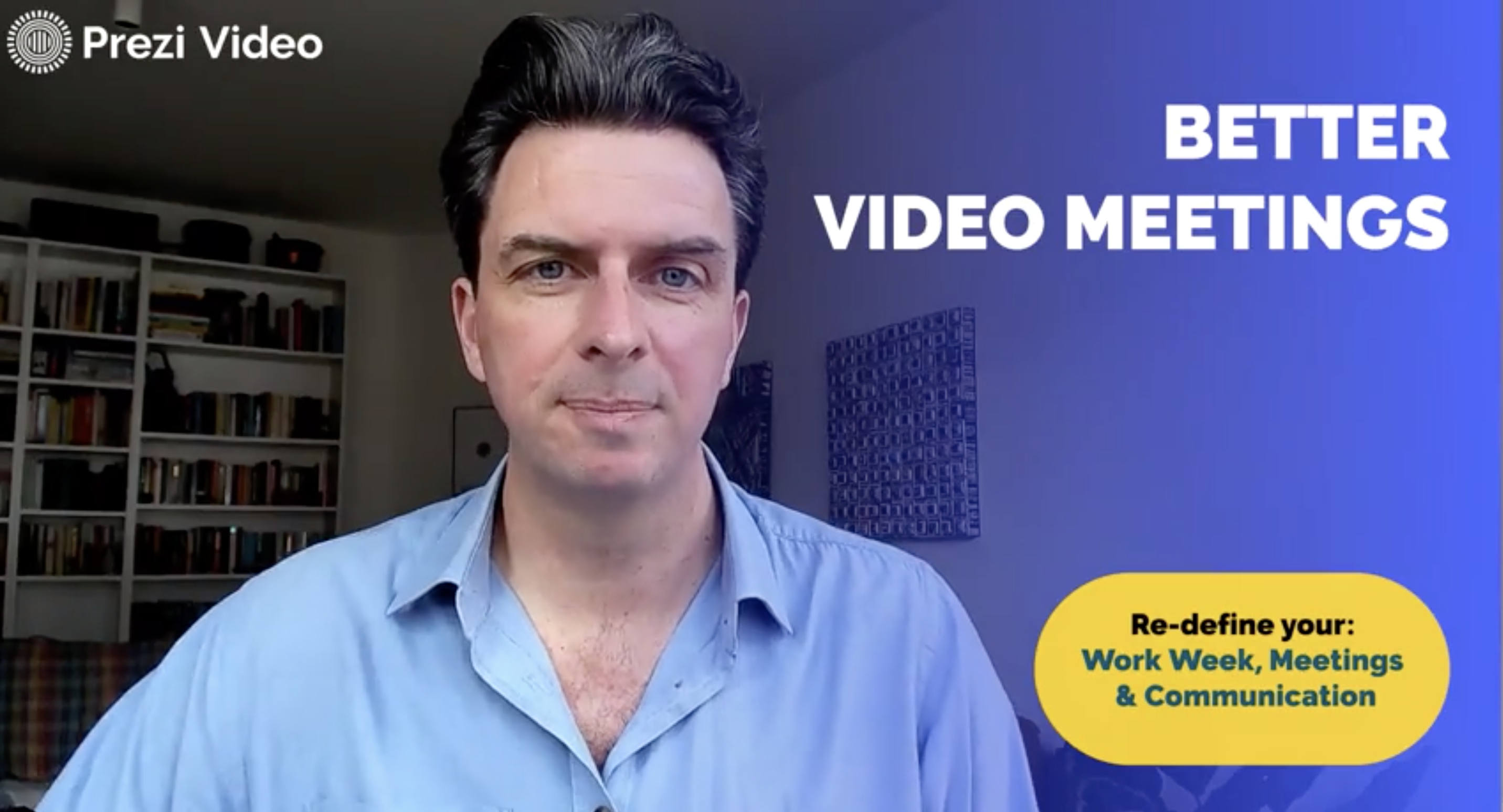 Tips for better video meetings