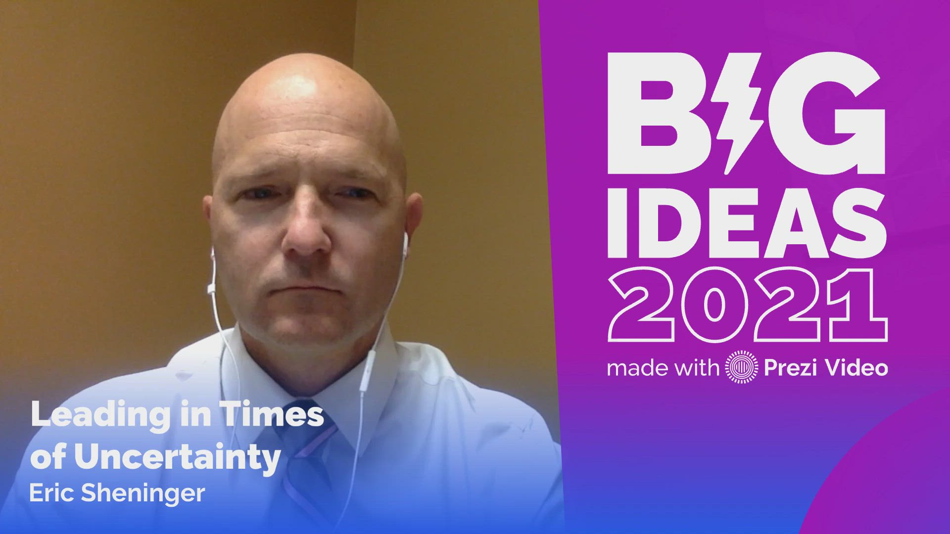 Speaker and author Eric Sheninger explains how educators can continue to move forward in times of uncertainty through blended learning, video tools, and learning management systems
