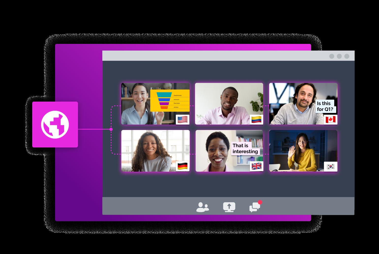 Designen Sie Meetings für Teilnehmer