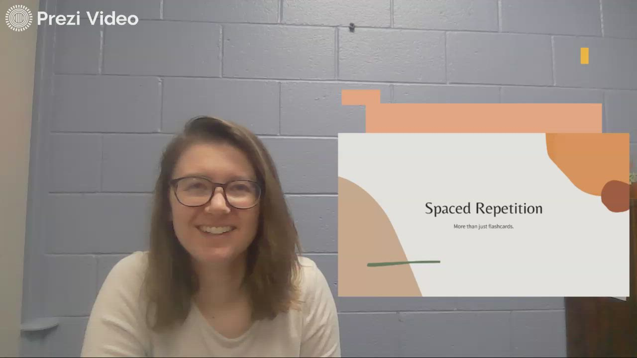 The IPASS Cordinator at Lake Superior State University provides students with study skills related to space repetition and how they can use that to master key concepts from their classes.