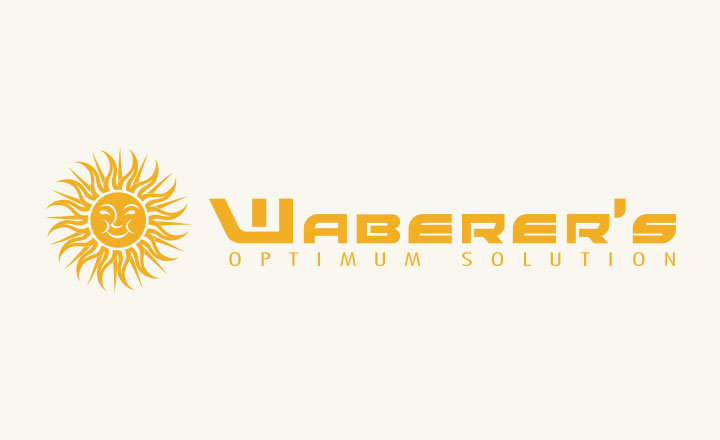 Waberer's Optimum Solutions logo.